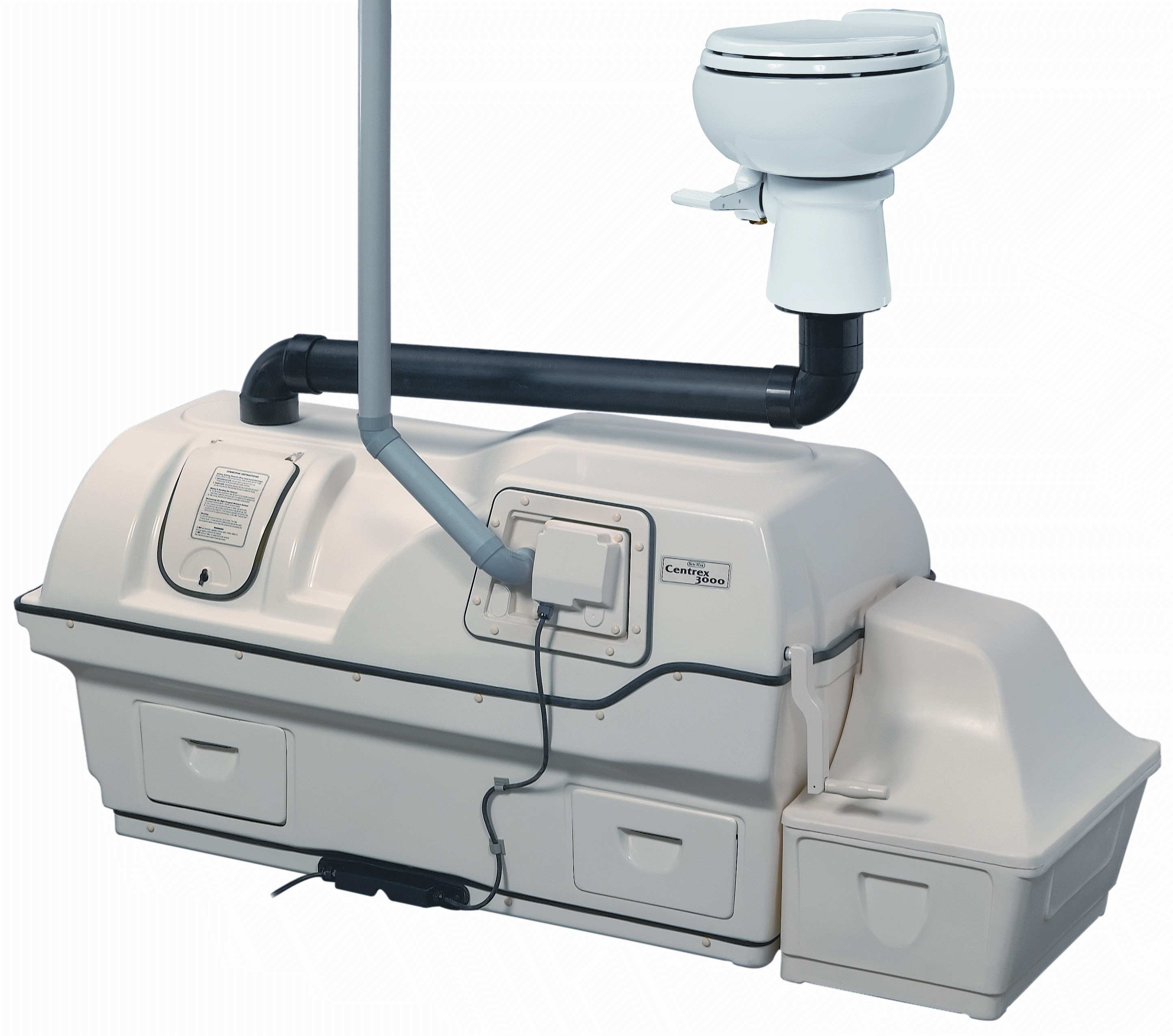 Centrex 3000 Electric Composting Toilet System