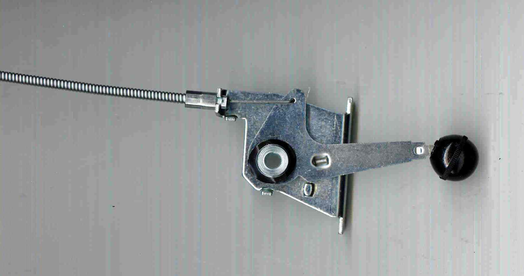 CABLE-THROTTLE-L Throttle Cable for conversion kits with mounting screws to the left of lever (Sunbelt # 229) Sunbelt Conversion
