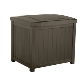 22 Gallon Small Deck Box - Java
