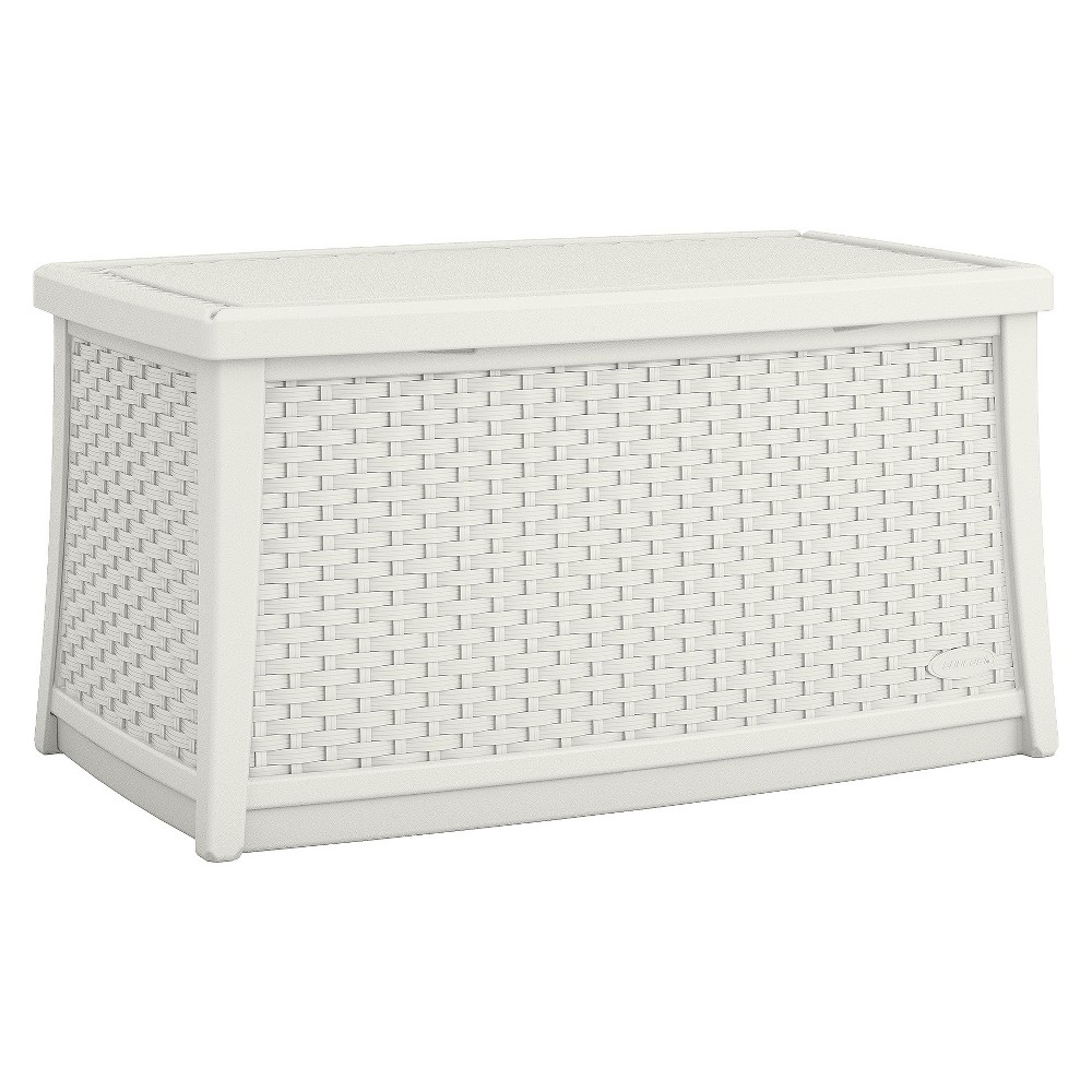 Coffee Table/Storage - White