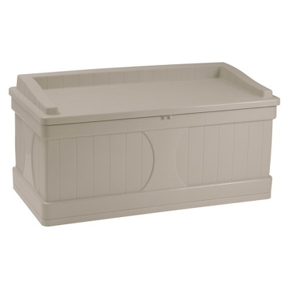 99 Gallon Deck Box with Seat
