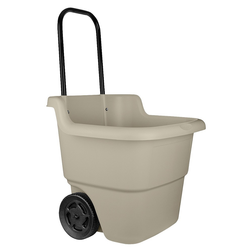 2-Wheel Garden Cart-Single Pk
