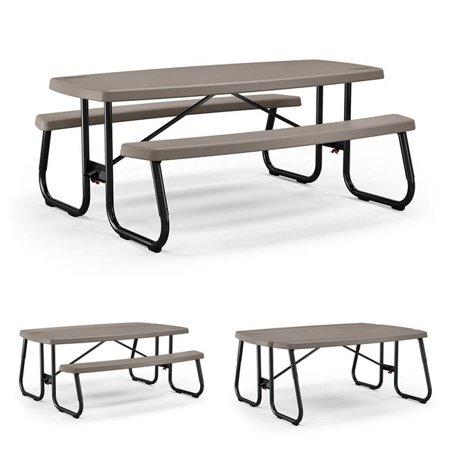 6' Picnic Table