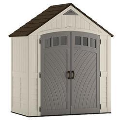 Covington+7 ft. x 4 ft. Storage Shed
