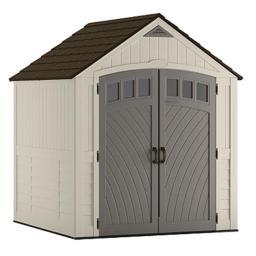 Covington+7 ft. x 7 ft. Storage Shed