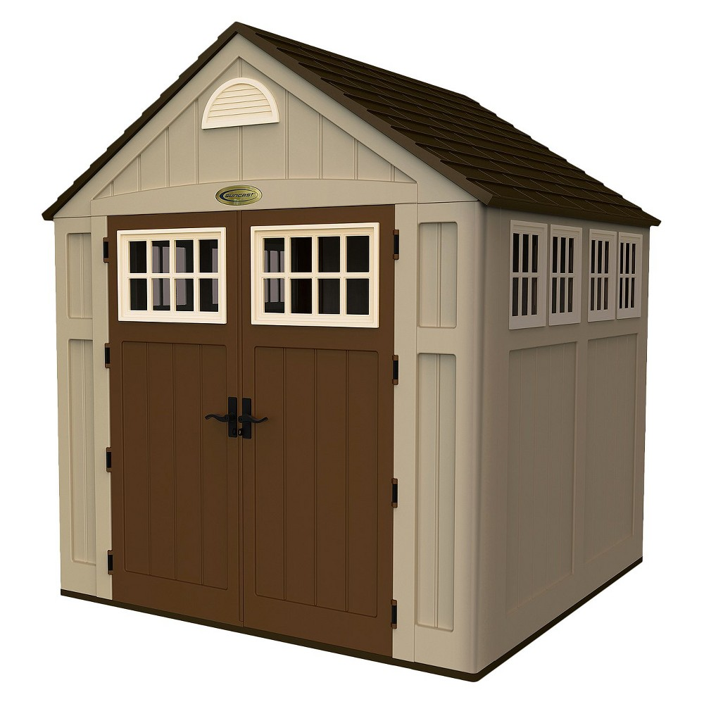 7 X 7 Shed; 1 Pack