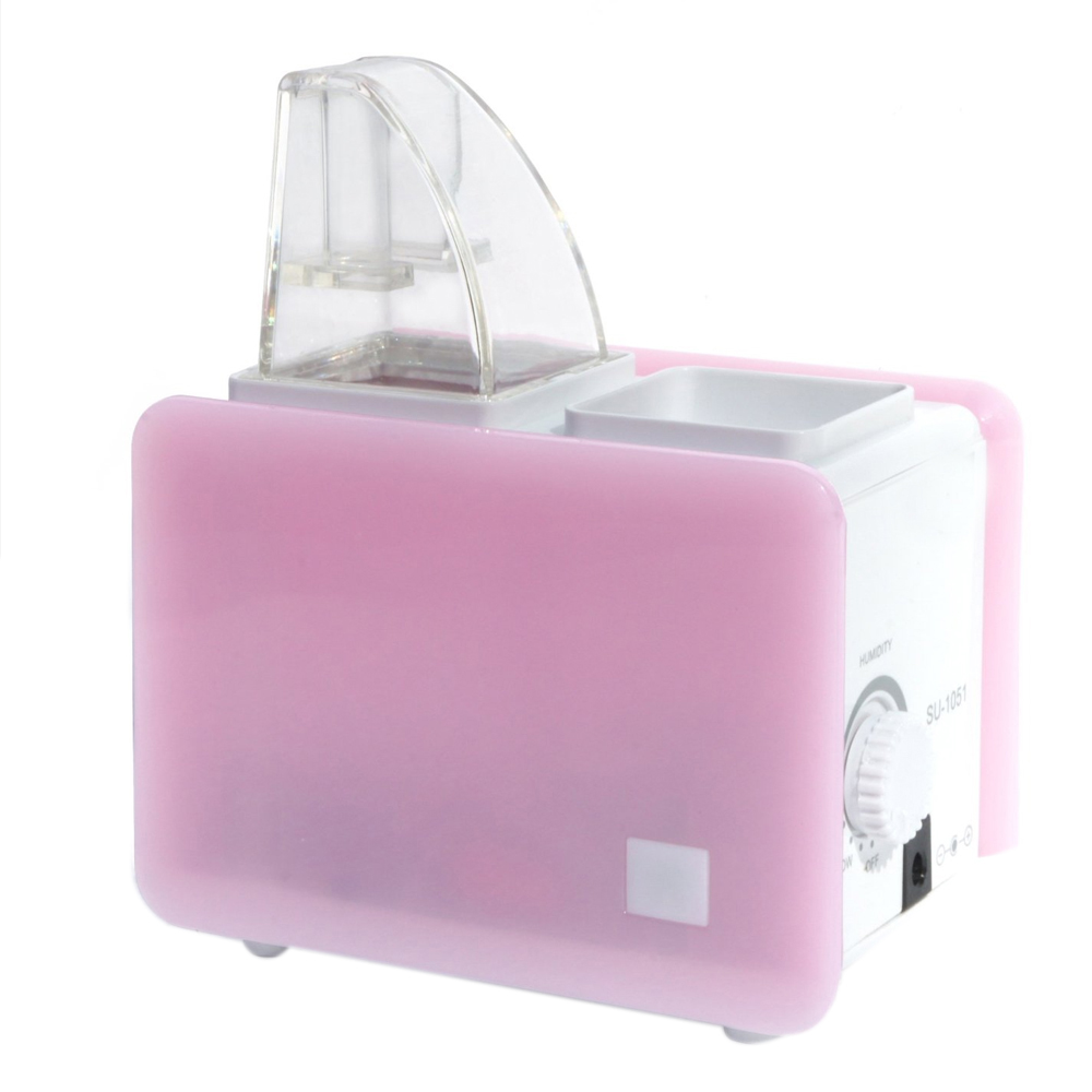 Sunpentown Portable Humidifier-Pink