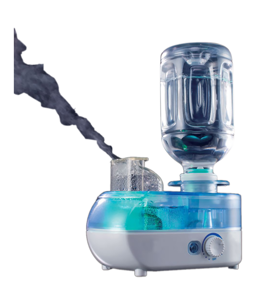 Sunpentown Portable Humidifier with Ionizer
