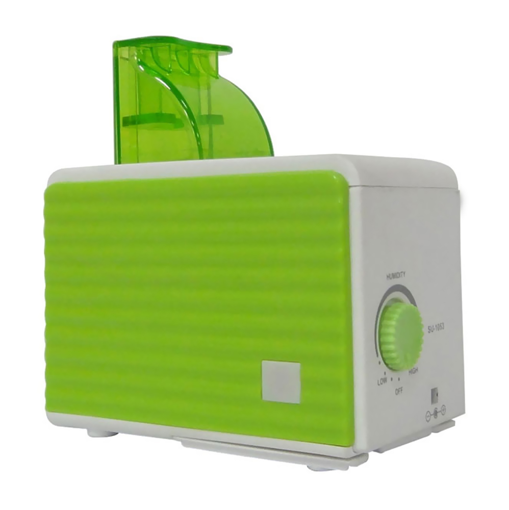 Sunpentown Portable Humidifier (Green/White)