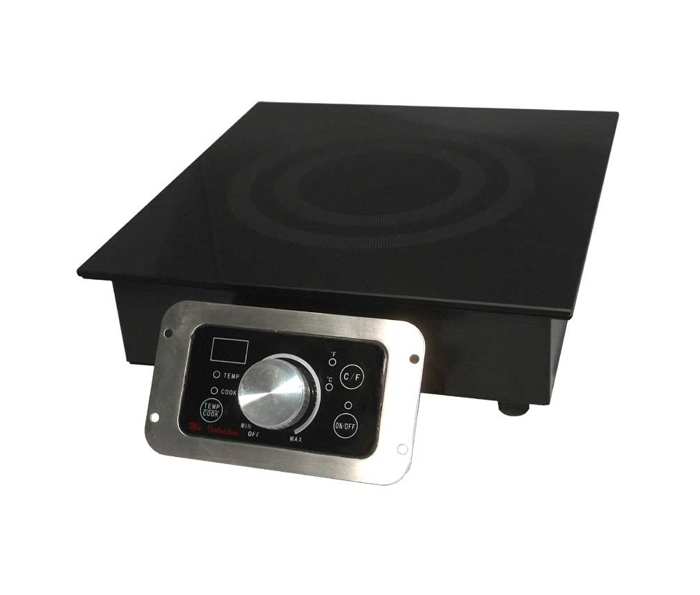 Sunpentown 2700W Commercial Induction (Built-In)