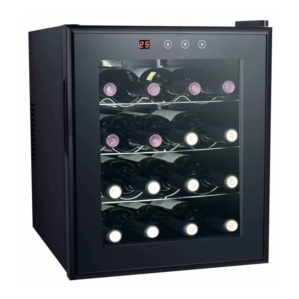 Sunpentown 16-bottle Thermo-Electric Wine Cooler with Heating