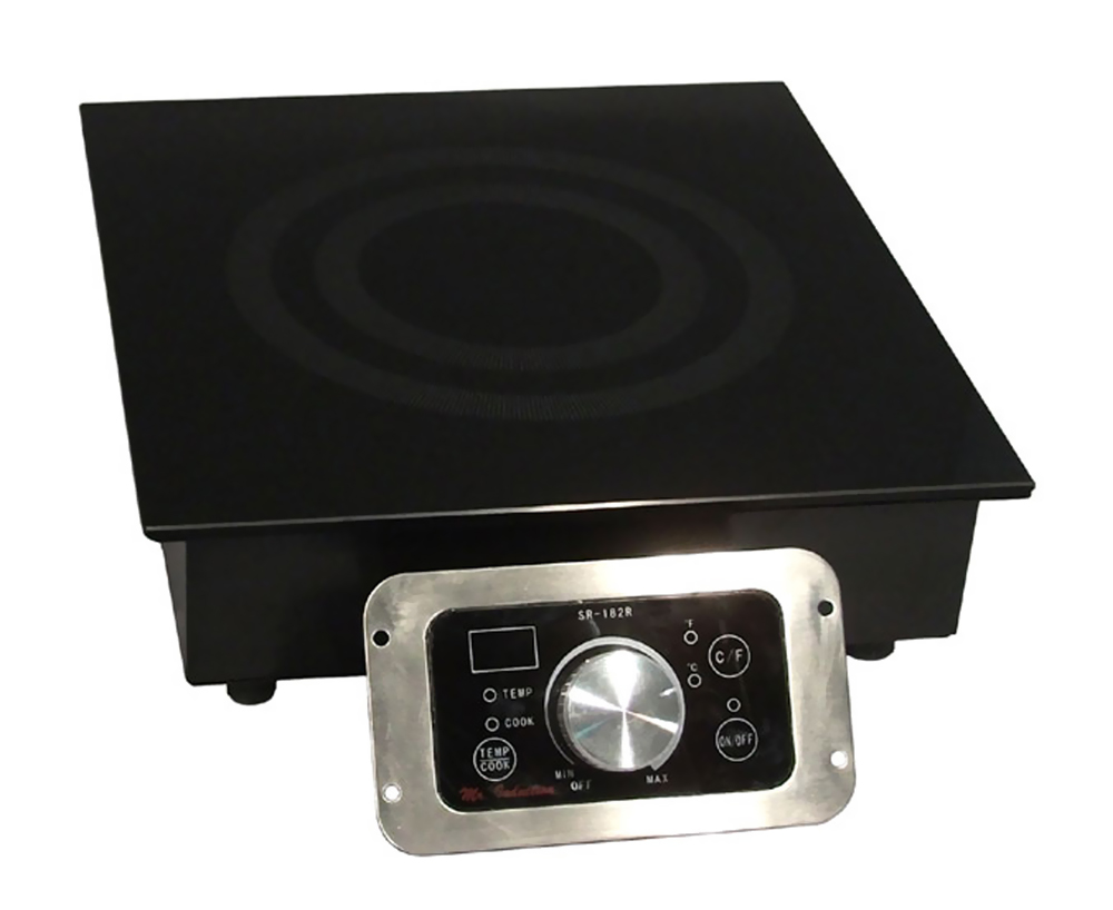 3400W Commercial Induction (Built-In)