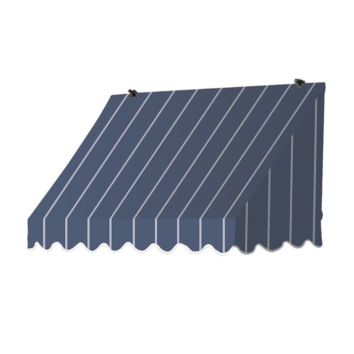 4' Traditional Awnings in a Box Tuxedo