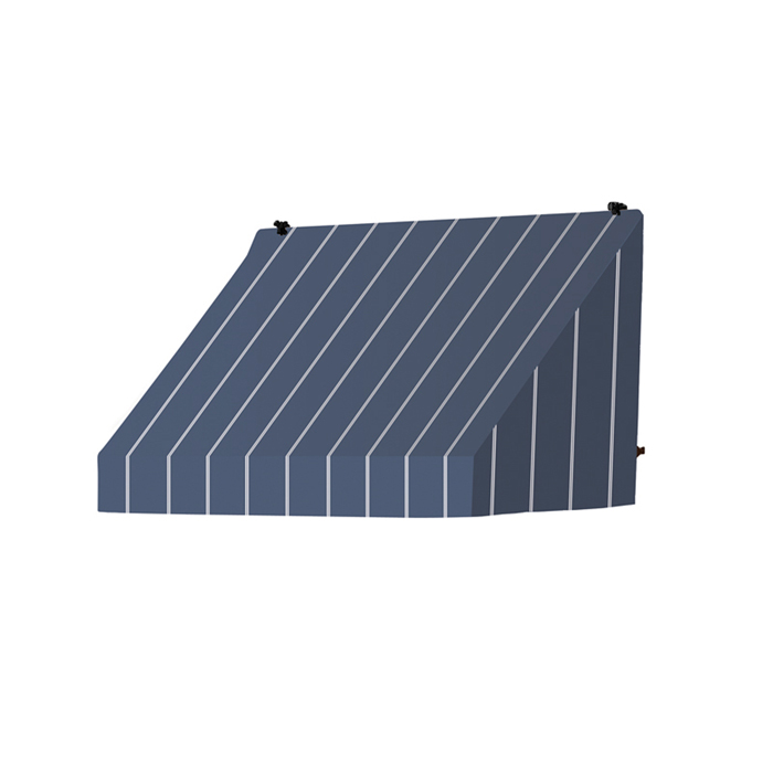 4' Classic Awnings in a Box Tuxedo