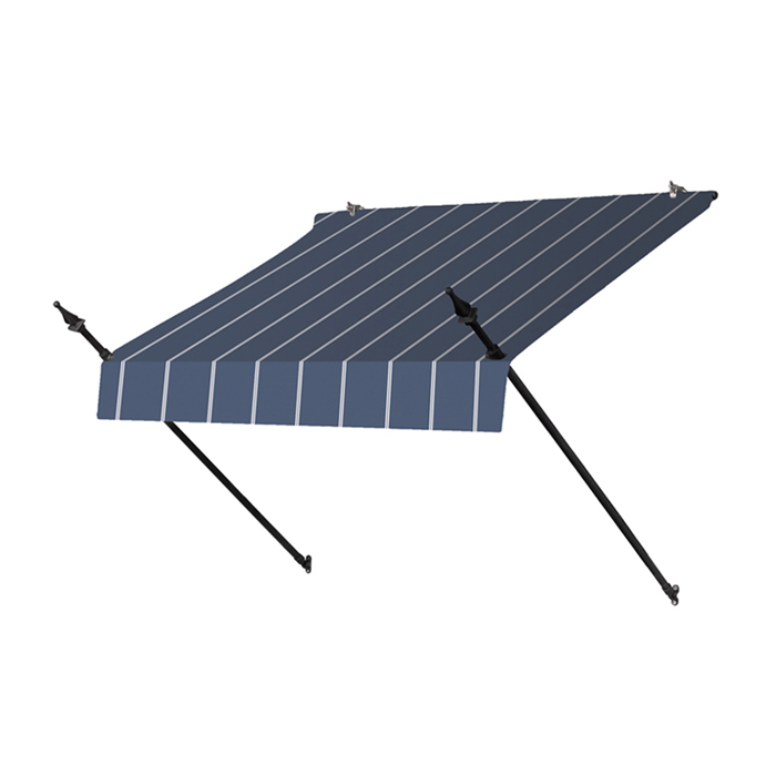 4' Designer Awnings in a Box Tuxedo