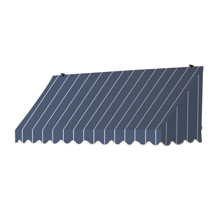 6' Traditional Awnings in a Box Replacement Cover ONLY - Tuxedo
