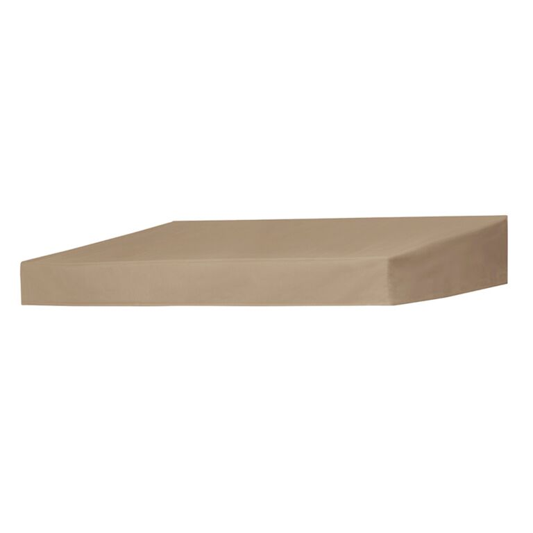 8' Classic Door Canopy in a Box Sandy