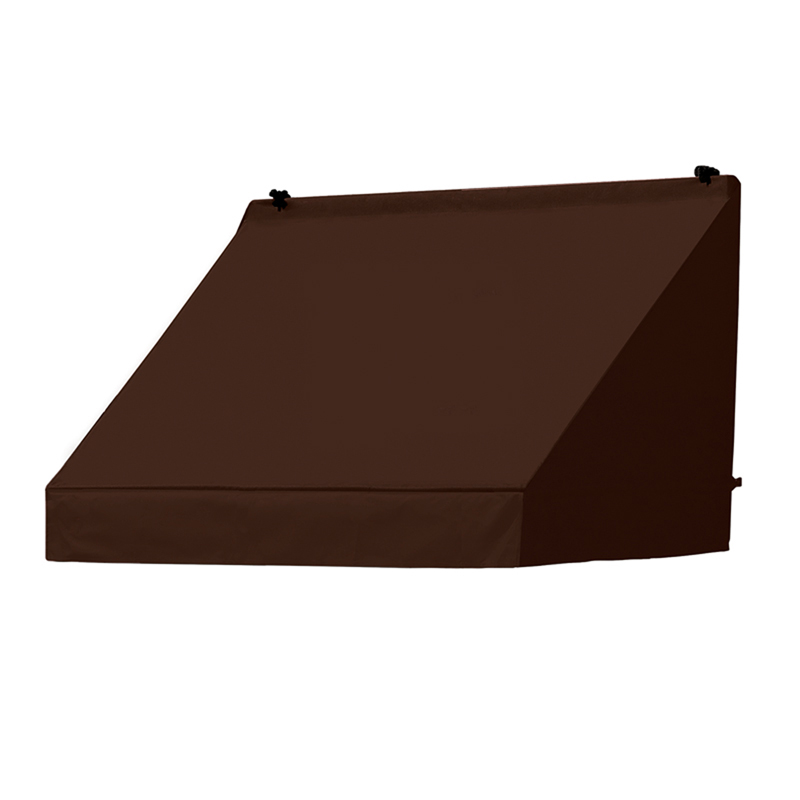 4' Classic Awnings in a Box Replacement Cover ONLY - Cocoa
