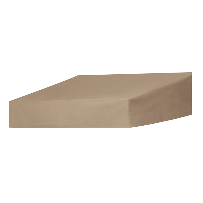 4' Classic Door Canopy in a Box Sandy