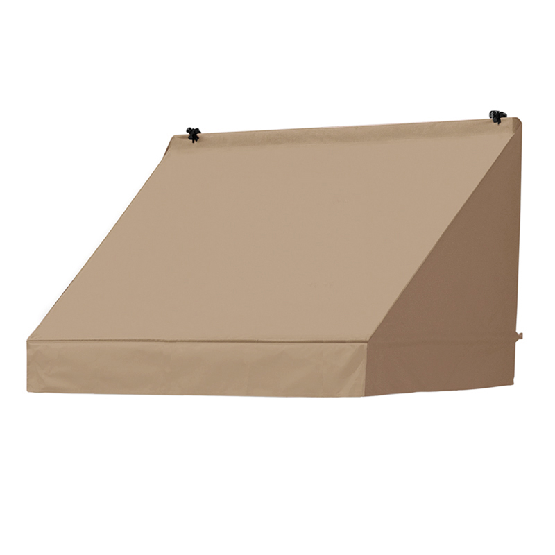 4' Traditional Awnings in a Box Replacement Cover ONLY - Sandy