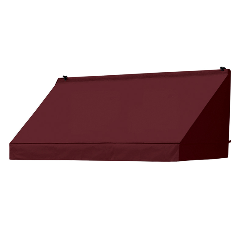 6' Classic Awnings in a Box Replacement Cover ONLY - Burgundy