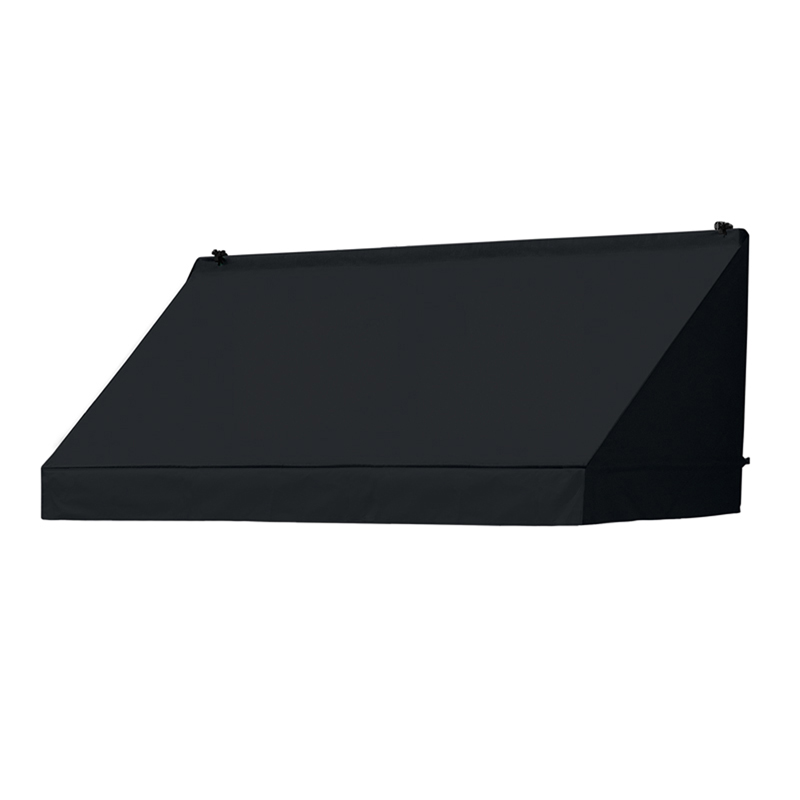 6' Traditional Awnings in a Box Replacement Cover ONLY - Ebony