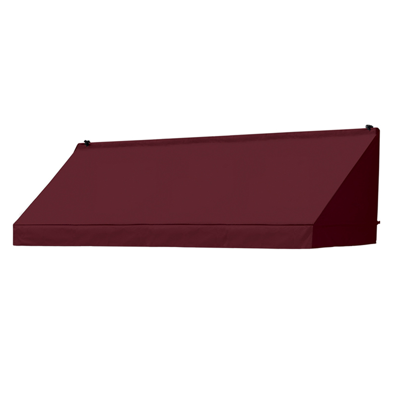 8' Classic Awnings in a Box Replacement Cover ONLY - Burgundy