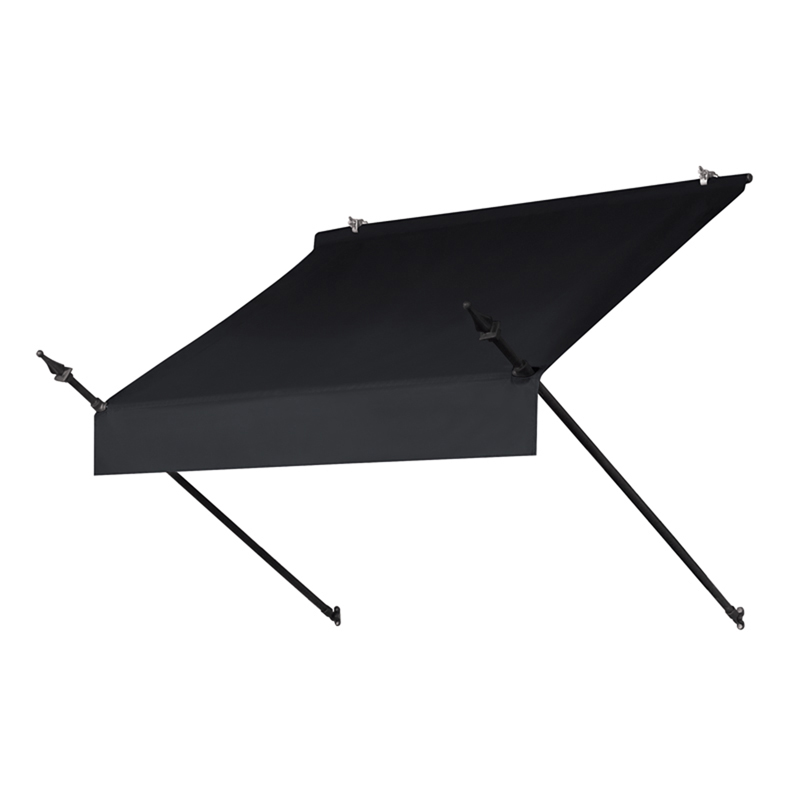 4' Designer Awnings in a Box Replacement Cover ONLY - Ebony