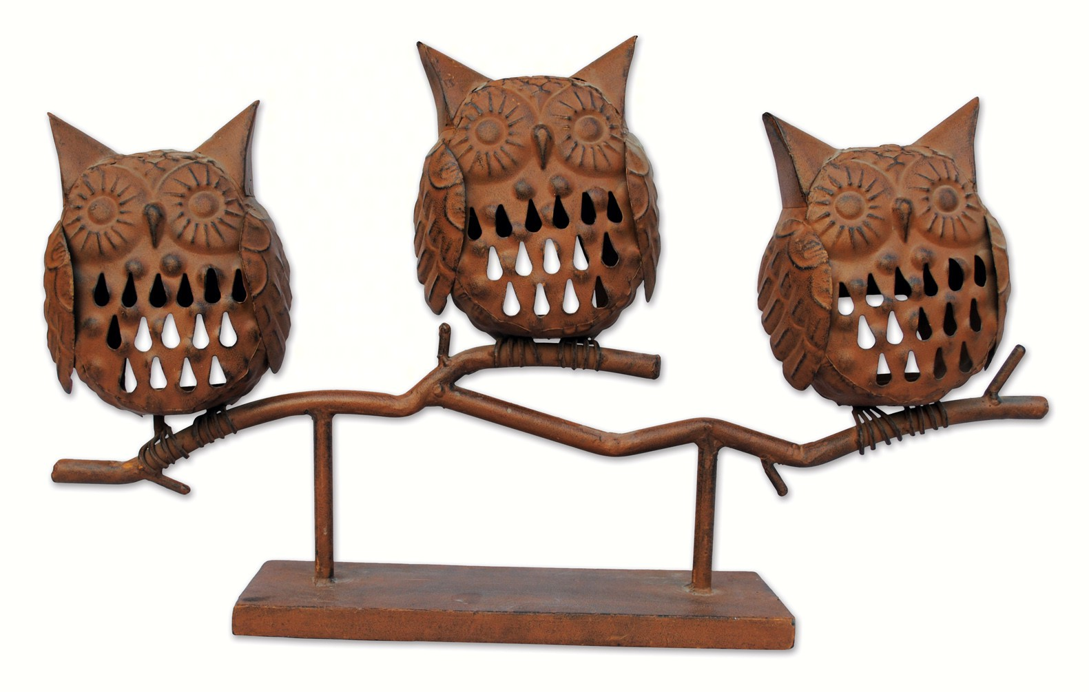 Owls Tealight Holders