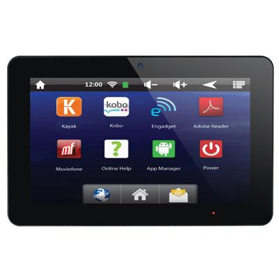 "10.1"" Quad Core BT Tablet"