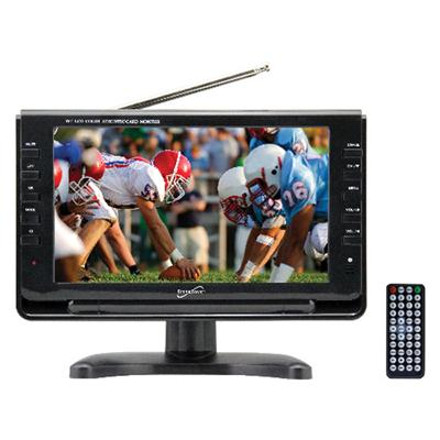"9"" Portable LCD TV"