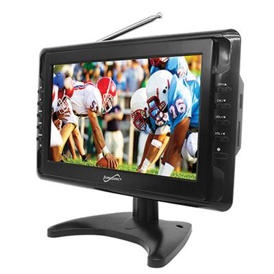 "10"" Portable LCD TV"