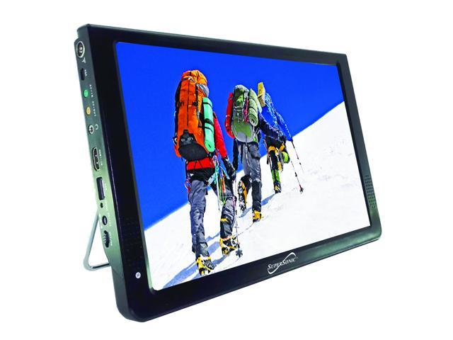 """12"""" Travel Monitor and TV"""