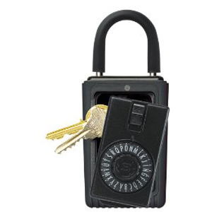 Keysafe Portable Dial, Black