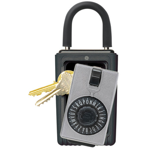 Keysafe Portable Dial, Titanium