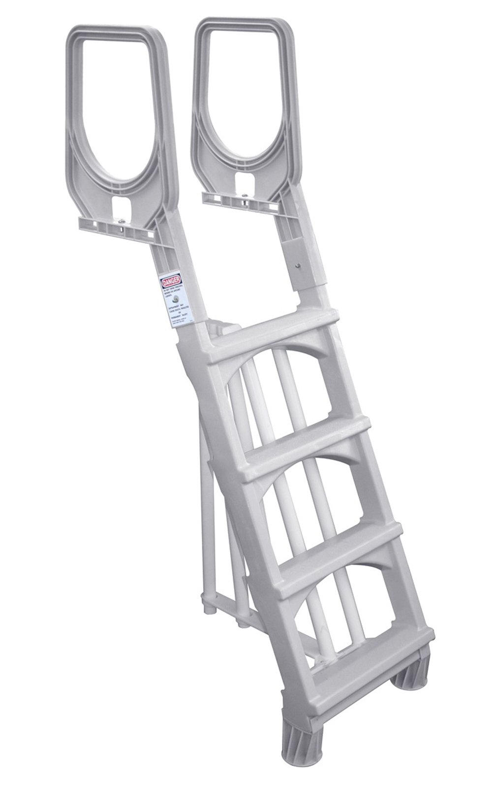 "Lyf-Guard 48""-52"" Deluxe In Pool Ladder"