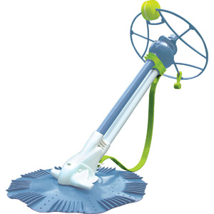 Zap Vacuum Auto Pool Cleaner