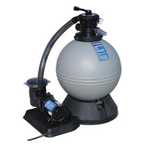 Sand Filter, 1 HP