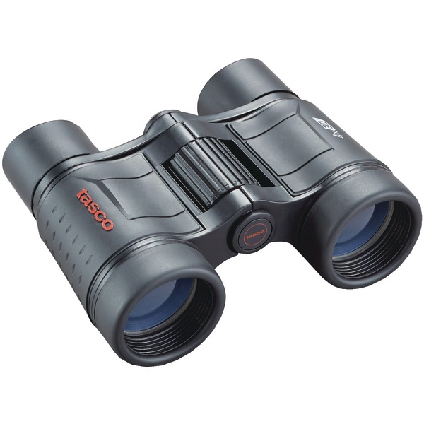 Tasco 254300 Essentials 4 x 30mm Roof Prism Binoculars
