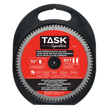 "10""x80Tx5/8"" TASK Signature Non-Ferrous Metal Cutting Blade"