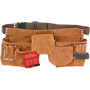 JS - Carpenter's Apron - HD Polyweb Belt - 11 pocket