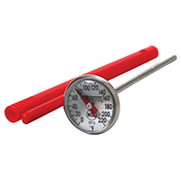 TruTemp 3512 Instant Pocket Thermometer, 0 - 220 Deg F, 1 in