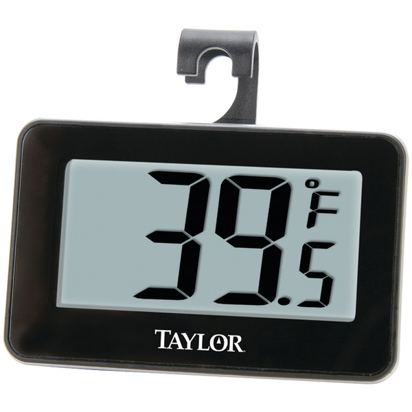 Taylor Precision Products 1443 Digital Refrigerator/Freezer Thermometer