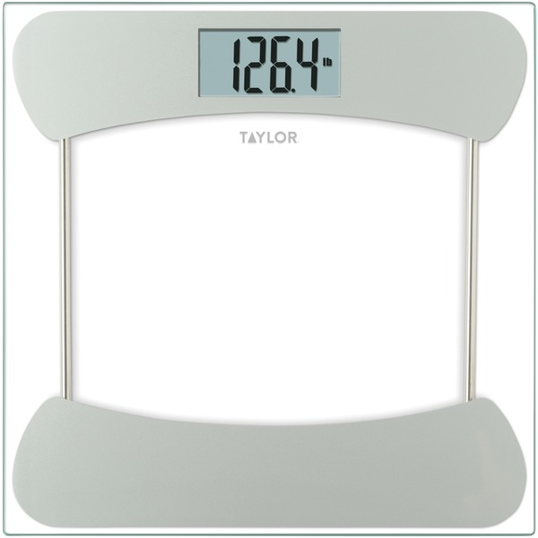 Taylor Precision Products 75494192S 75494192S 400lb-Capacity Digital Scale