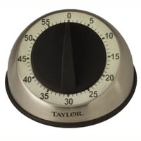 TAYLOR 5830 Easy-Grip Mechanical Timer