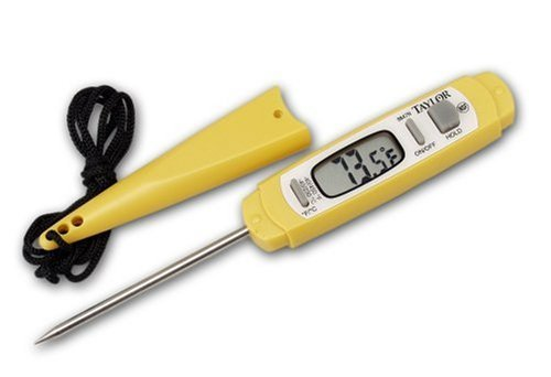 TAYLOR 9847N Antimicrobial Instant Read Digital Thermometer