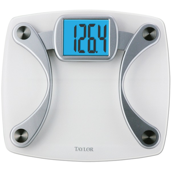 Taylor Precision Products 75684192 Butterfly Glass Digital Scale