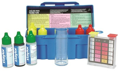 TAYLOR TROUBLESHOOTER DPD POOL TEST KIT