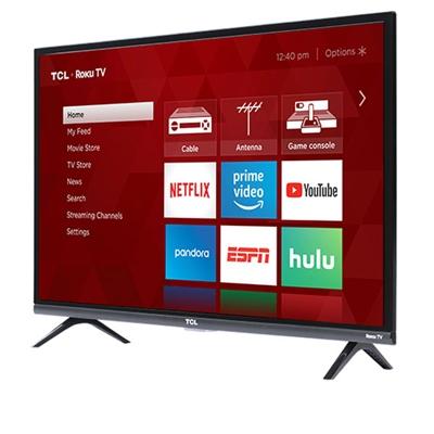 """32"""" 1080p LED Roku TV"""