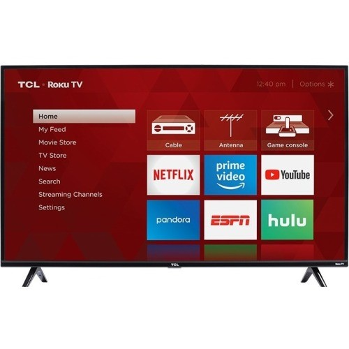 TCL 49 Inch 1080p LED Roku TV